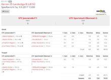4. Runde +35-Meisterschaft